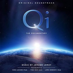 Qi - The Documentary Colonna sonora (Jerome Leroy) - Copertina del CD