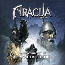 Araclia Soundtrack (Alexander Schiebel) - CD-Cover