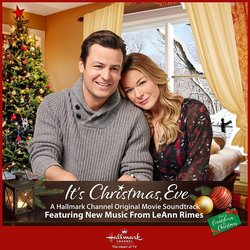 It's Christmas, Eve Soundtrack (Michael Plowman, LeAnn Rimes) - CD cover