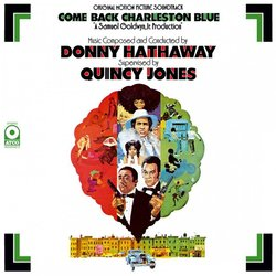 Come Back Charleston Blue Soundtrack (Donny Hathaway) - CD cover
