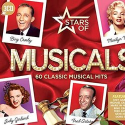 Stars Of Musicals - Various Artists - 28/09/2018