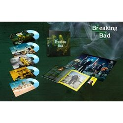 Breaking Bad Soundtrack (Various Artists) - cd-inlay