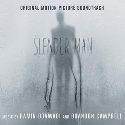 Slender Man Soundtrack (Brandon Campbell, Ramin Djawadi) - CD cover