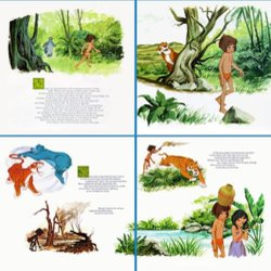 The Jungle Book 声带 (Various Artists, George Bruns) - CD-镶嵌