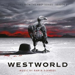 Westworld: Season 2 Soundtrack (Ramin Djawadi) - CD cover