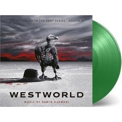 Westworld: Season 2 Soundtrack (Ramin Djawadi) - cd-inlay