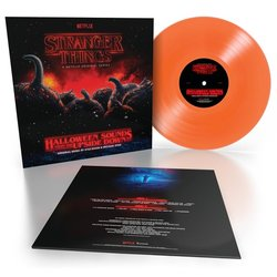 Stranger Things: Halloween Sounds From The Upside Down Soundtrack (Kyle Dixon, Michael Stein) - cd-inlay