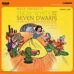 Snow White and the Seven Dwarfs Bande Originale (Frank Churchill, Dennis Day, Leigh Harline, Paul J. Smith, Paul Wing, Ilene Woods) - Pochettes de CD