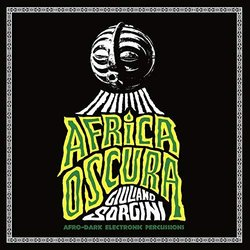 Africa Oscura Soundtrack (Giuliano Sorgini) - CD cover