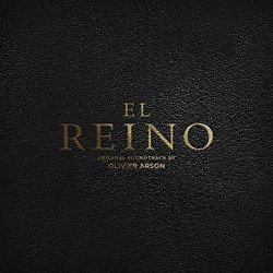 El Reino Soundtrack (Olivier Arson) - CD cover