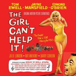 The Girl Can't Help It Soundtrack (Various Artists) - CD cover