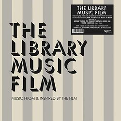The Library Music Film Bande Originale (Various Artists) - Pochettes de CD