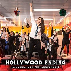 Anna and the Apocalypse: Hollywood Ending Ścieżka dźwiękowa (Various Artists) - Okładka CD