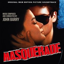Masquerade Soundtrack (John Barry) - CD cover