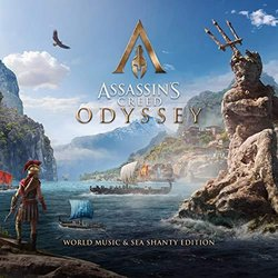 Assassin's Creed Odyssey Soundtrack (Various Artists) - CD cover