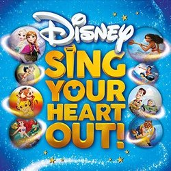 Disney: Sing Your Heart Out Vol.3 Soundtrack (Various Artists) - CD cover
