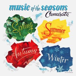 Music Of The Seasons Soundtrack (Various Artists,  Camarata) - CD cover