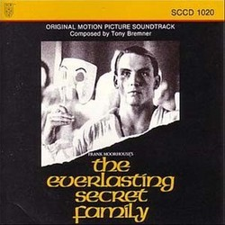 The Everlasting Secret Family 聲帶 (Tony Bremner) - CD封面