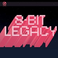 8-Bit Legacy Soundtrack (Various Artists) - CD cover