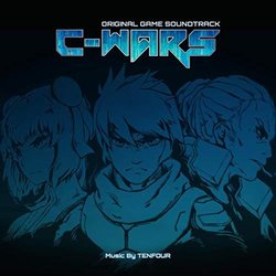 C-Wars Soundtrack (Tenfour ) - CD cover