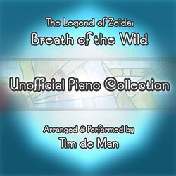 The Legend of Zelda: Breath of the Wild Bande Originale (Various Artists, Tim de Man) - Pochettes de CD