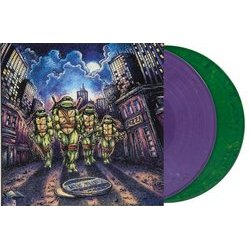 Teenage Mutant Ninja Turtles Colonna sonora (John Du Prez) - cd-inlay
