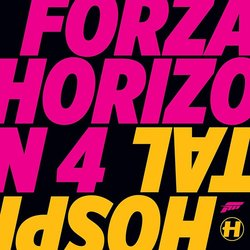 Forza Horizon 4 Soundtrack (Various Artists) - CD cover
