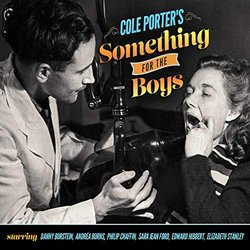 Something for the Boys Colonna sonora (Cole Porter, Cole Porter) - Copertina del CD