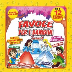 Favole E Canzoni Per I Bambini Volume 1 - Various Artists, Recitativo  - 26/10/2018