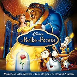 La Bella e La Bestia Colonna sonora (Various Artists, Alan Menken) - Copertina del CD