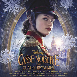 Casse-Noisette et les quatre royaumes Bande Originale (James Newton Howard) - Pochettes de CD