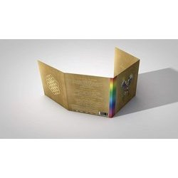 The Butterfly Package Soundtrack ( Coldplay) - cd-inlay