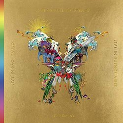 The Butterfly Package 聲帶 ( Coldplay) - CD封面