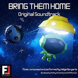 Bring Them Home Soundtrack (Helge Borgarts) - CD-Cover