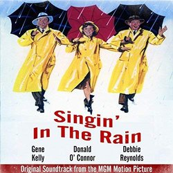 Singin' In The Rain Bande Originale (Various Artists) - Pochettes de CD