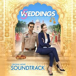 5 Weddings Soundtrack (Various Artists) - CD cover
