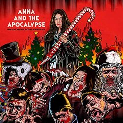 Anna And The Apocalypse Soundtrack (Various Artists) - CD cover