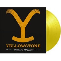 Yellowstone Soundtrack (Brian Tyler) - cd-inlay