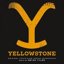 Yellowstone Soundtrack (Brian Tyler) - CD cover