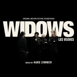 Widows Soundtrack (Hans Zimmer) - Carátula