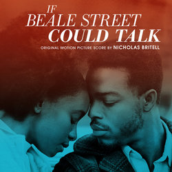 If Beale Street Could Talk Soundtrack (Nicholas Britell) - CD cover