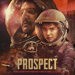 Prospect Soundtrack (Daniel L.K. Caldwell) - CD cover