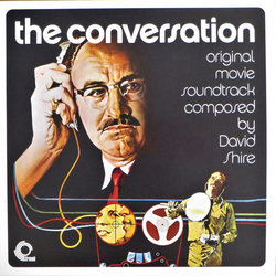 The Conversation Bande Originale (David Shire) - Pochettes de CD