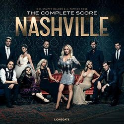 Nashville: The Complete Score 声带 (Various Artists, A. Patrick Rose, W.G. Snuffy Walden	) - CD封面