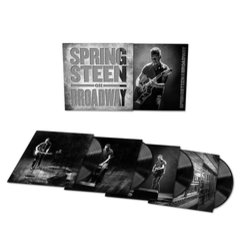 Springsteen on Broadway Soundtrack (Bruce Springsteen) - cd-carátula