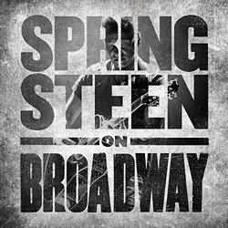 Springsteen on Broadway Soundtrack (Bruce Springsteen) - Carátula