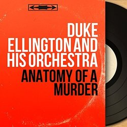 Anatomy of a Murder 声带 (Duke Ellington And His Orchestra) - CD封面