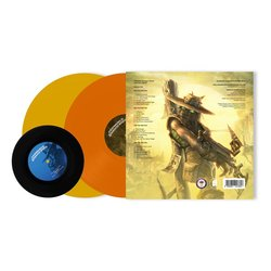 Oddworld: Strangers Wrath - Volume 1 Soundtrack (Michael Bross) - cd-inlay