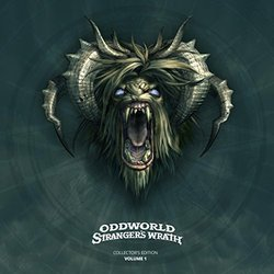 Oddworld: Strangers Wrath - Volume 1 Soundtrack (Michael Bross) - CD cover