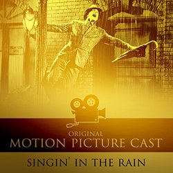 Singin' In The Rain Soundtrack (Various Artists) - CD-Cover